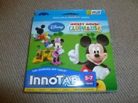 VTECH INNOTAB DISNEY MICKEY MOUSE CLUBHOUSE EDUCATIONAL GAME