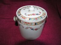 Antique Losol Ware Chelsea Kelling Pot With Lid Weymouth