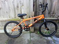 bmx bike zinc outbacker
