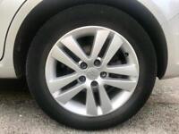 Vauxhall alloy wheels. 5 stud. Astra.vectra.zafira.calibra.