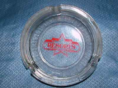 VINTAGE CASINO RESORTS ATLANTIC CITY ASHTRAY