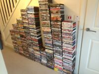 Huge Job Lot of 658+ DVD's and Blue-Rays (Ideal for car boot)