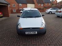 A simple Ford KA, Low tax and insurance