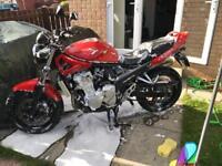 2009 Suzuki gsf650 bandit 650