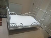 Extendale Children's Bed frame with matress
