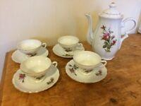 Beautiful Japanese tea set for sale