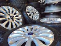 15inch genuine ford ka fiesta alloys wheels 4 x98 fit others etc corsa 107