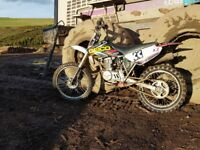 2004 honda crf 100f good clean bike never mised a beat