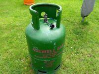 13KG Butane Gas Bottle - 11.5KG of Gas