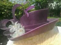 Jacques Vert wedding races hat