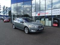 2009 58 FORD MONDEO 2.0 TITANIUM X TDCI 5d AUTO 140 BHP MOT APRIL 2017 **** GUARANTEED FINANCE ****