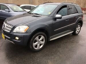 2010 Mercedes-Benz M-Class ML350, Automatic, Navigation, Sunroof