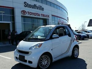2011 smart fortwo ECONOMY PLUS!! PARK NEARLY ANYWHERE!