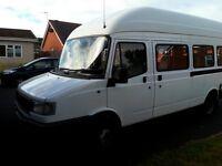 LDV 15 seat minibus