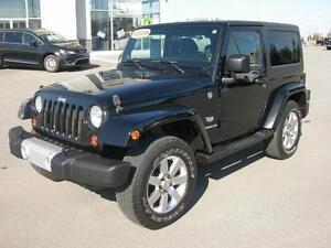 2011 Jeep Wrangler SAHARA 70th Anniv