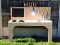 Handmade Mud Kitchen.. Great Christmas Present... CALL/TEXT NOW 07946 659 048