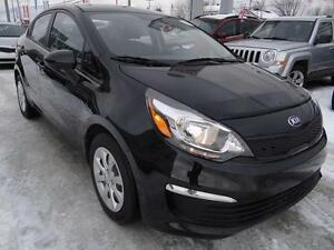 2016 Kia Rio LX+ / AUTOMATIQUE / AIR CLIMATISÉ / BLUETOOTH