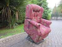 Sherborne Rise & Recline Mobility Chair ** Dual Motor **