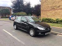 ***SPARES & REPAIRS*** 2005 Peugeot 306 1.4 – Black – 5 Doors – Full History – MOT and Taxed - £399