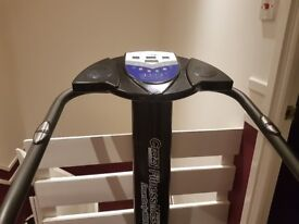 Crazy Fitness Vibrating Plate Dreambody 9000xl series