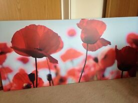 Ikea Poppies Picture
