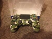 Ps4 1tb with camo pad swap for iphone