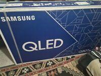*New* Samsung 2020 65inch; Q80T QLED 4K HDR Smart TV (unopened)