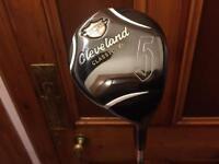 Cleveland classic xl 5 wood