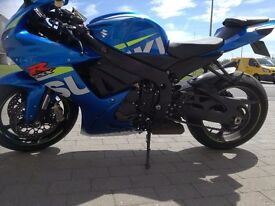 GSXR 600 moto gp colours