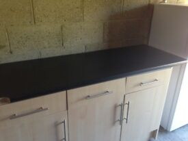 Worktop for kitchen, utility etc.