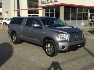 "2012 Toyota Tundra 4WD Double Cab 146"" 5.7L Limited"