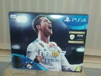 Brand new still boxed. Never used playstation 4