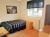 CALL CALL CALL! DOUBLE ROOM AVAILABLE NOW IN STEPNEY/MILE END £650PM
