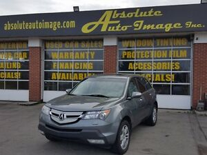 2009 Acura MDX Leather, 7 passenger