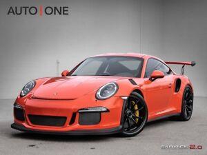 2016 Porsche 911 GT3 RS | LAVA ORANGE