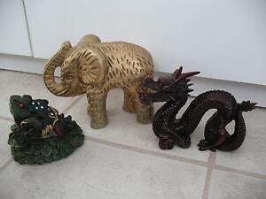 3 figurines Feng Shui Gatineau Ottawa / Gatineau Area image 5