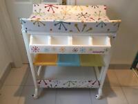 Cossato Baby Change Table