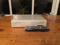 Sky Digibox with remote control