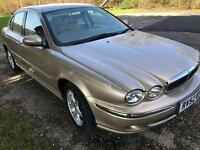 Jaguar xtype 2.1 v6 gold service mot exceptional car too drive luxury motoring