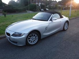 BMW Z4 convertible 2.0iSE