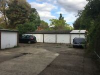 Dry/safe lock up Garage to rent, Located opposite Kew Gardens between Broomfield & Lichfield Road.