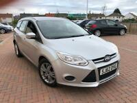 62reg Ford Focus 1.6 Tdci 95 edge 6 Speed 1 owner FSH