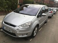 FORD S MAX AUTO DIESEL 7 SEATER VERY CLEAN MPV