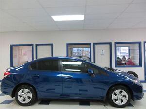 2013 Honda Civic LX SIEGE CHAUFFANT FULL ÉQUIPE 86100 K