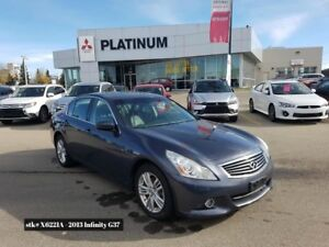 11 G37x- Leather Seats, BACKUP Cam, Bluetooth, Sunroof