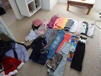 Big Bundle Ladies Clothes Size 10