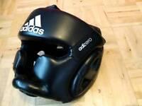 Boxing head guard Adidas size Medium
