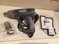 Earlex heat gun HG1500, 1500W