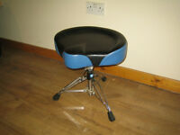 Drum throne stool big dog