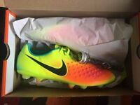Nike MAGISTA OPUS 2 SG-PRO - SIZE UK 8 - Mixed Sole *New in box*
